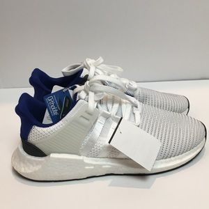 New Adidas Equipment ADV/ 91-17 white royal blue